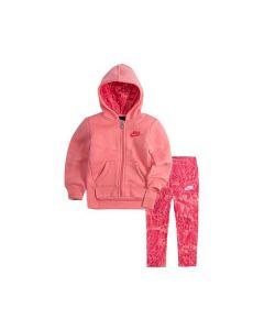 Chándal para Bebé Nike 553S-R3U Rosa 0