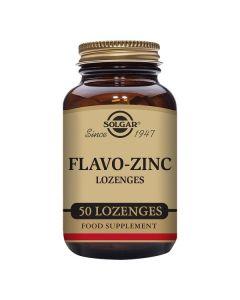 Flavo-Zinc Solgar (50 comprimidos) 0