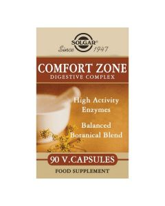 Comfort Zone Complex Solgar (90 Cápsulas) 0
