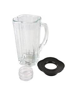Jarra de Cristal Transparente WA437 (1.2 L) (Reacondicionado A+) 0