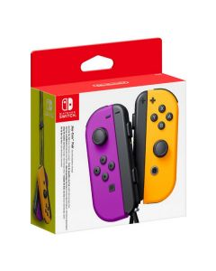 Gamepad Inalámbrico Nintendo Joy-Con Morado Naranja