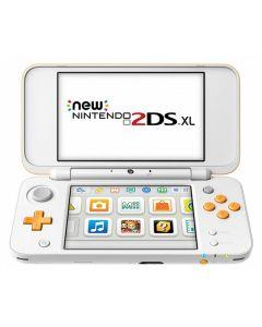 Nintendo New 2DS XL Nintendo 223593 4 GB microSDHC Blanco Naranja