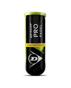 Pelotas de Pádel Dunlop Tb Pro (3 pcs)