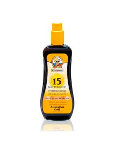 Aceite Bronceador Sunscreen Hydrating Australian Gold SPF 15 (237 ml) 0