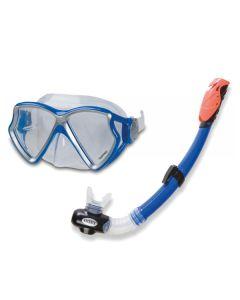 Gafas de Buceo con Tubo Intex 0