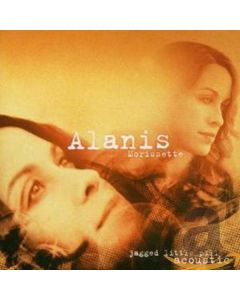 Disco Jagged Little Pill Acoustic Alanis Morissette (Reacondicionado C) 0