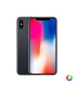 "Smartphone Apple iPhone X 5,8"" 64 GB (Reacondicionado A) 0"
