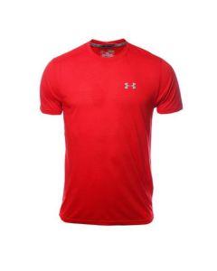 Camiseta de Manga Corta Hombre Under Armour 1271823-620 Rojo 0