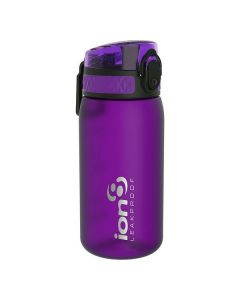 Botella de Agua Leak Proof Kids Ion8 Morado (350 ml) 0