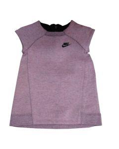 Conjunto Deportivo para Bebé Nike 084-A4L Rosa Negro 0