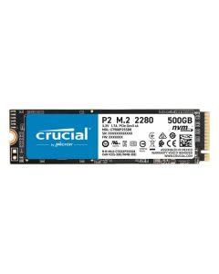 Disco Duro Crucial CT500P2SSD8 500 GB SSD M.2 0