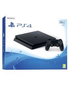 Play Station 4 Sony 88876 500 GB Negro