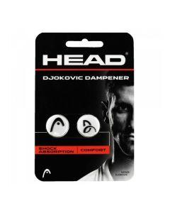 Antivibrador Head DJOKOVIC Blanco 0