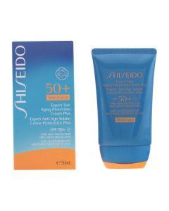 Protector Solar Expert Sun Aging Protection Shiseido Spf 50 (50 ml)