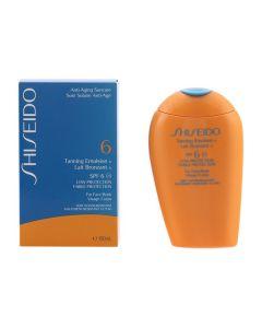 Bronceador Tanning Shiseido Spf 6 (150 ml) 0