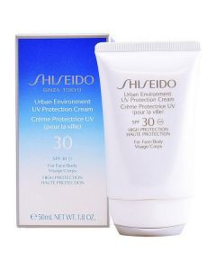 Protector Solar Facial Urban Enviroment Shiseido SPF 30 (50 ml) 0