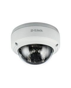 Cámara IP D-Link DCS-4603 Domo FHD PoE (H/V/D): 96° / 54° / 108° Zoom 10x Blanco 0