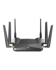 Router D-Link AX5400 Gigabit Ethernet 4800 Mbps WiFi 6 GHz Negro 0