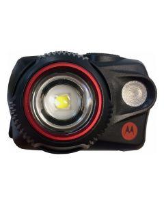 Linterna Motorola MHP-580 Negro Linterna frontal Rojo 0