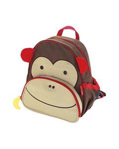 Mochila Infantil Nikidom Monkey Marrón 0