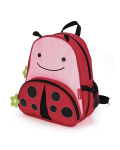 Mochila Infantil Nikidom Ladybug Rojo 0