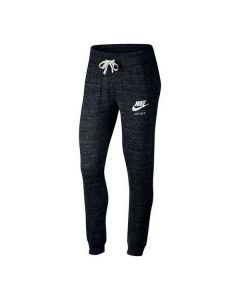 Pantalón de Chándal para Adultos Nike SW Gym Vintage Mujer Negro 0