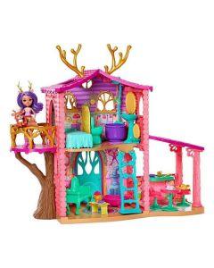 Casa de Muñecas Enchantimals Mattel (20 pcs) 0