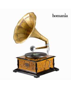 Gramófono Cuadrado - Colección Old Style by Homania 0