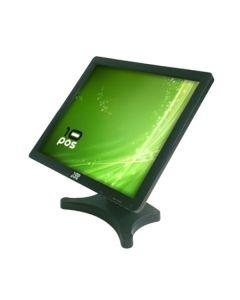 """Monitor con Pantalla Táctil 10POS TS-19V 19"""" LCD Negro 0"""