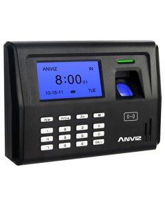 Sistema de Control de Acceso Biométrico POSIFLEX EP300 LCD 500 dpi Negro 0