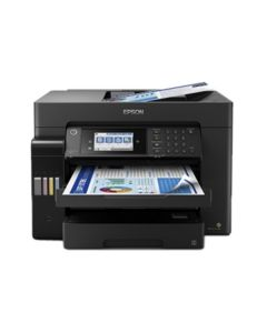 Impresora Multifunción Epson Ecotank ET-16650 25 ppm WiFi Negro 0