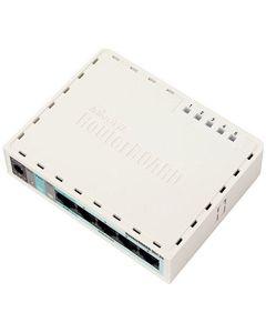 Mikrotik RB951G-2HnD AP 2.4GH 5G Et 600MHz 128M L4 0