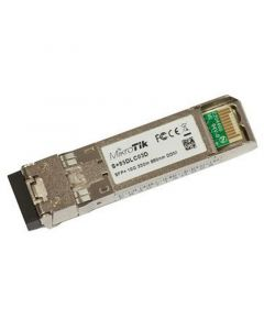 Módulo Fibra SFP+ MultiModo Mikrotik S+85DLC03D 300 m 10000 Mbit/s 0