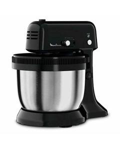 Robot de Cocina Moulinex QA110810 My Cake 4 l 300W Negro 0