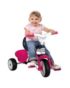 Triciclo Simba Baby Balade Rosa 0
