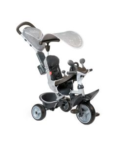 Triciclo Simba Baby Driver Confort Gris 0
