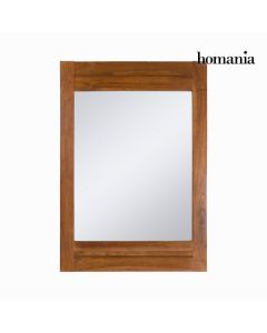 Espejo Madera de mindi (100 x 70 cm) - Colección Be Yourself by Homania 0