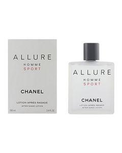 Loción After Shave Allure Homme Sport Chanel (100 ml) 0
