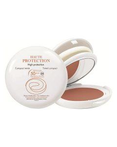 Maquillaje Compacto Solaire Haute Protection Avene Spf 50 0