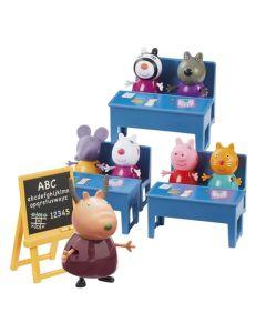 Playset Bandai Peppa Pig at School 0