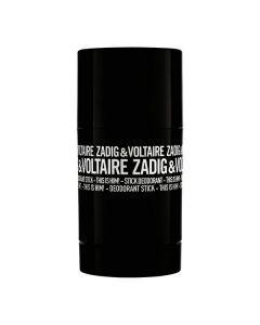 Desodorante en Stick This Is Him! Zadig & Voltaire (75 g) 0