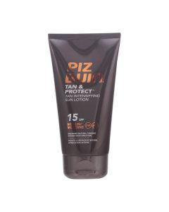 Intensificador del Bronceado Tan Protect Piz Buin Spf 15 (150 ml) 0