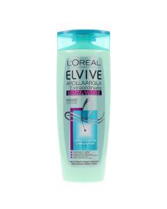 Champú ELVIVE ARCILLA EXTRAORDINARIA L'Oreal Make Up (285 ml) 0