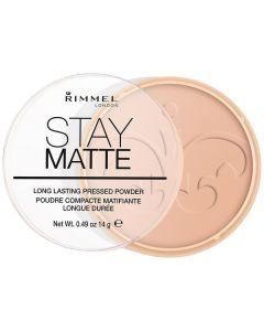 Polvos Compactos Stay Matte Rimmel London (Reacondicionado A+) 0