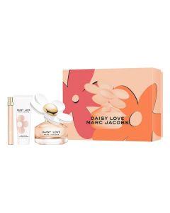 Set de Perfume Mujer Daisy Love Marc Jacobs EDT (3 pcs) 0