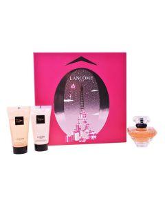 Set de Perfume Mujer Trésor Lancôme (3 pcs)