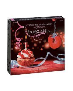 Set Erótico Birthday Voulez-Vous... 03234 (6 pcs) 0