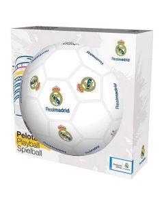 Balón de Fútbol Real Madrid C.F. (Ø 23 cm) Blanco 0