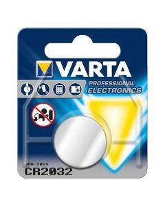 Pila de Botón de Litio Varta CR-2032 3 V 0