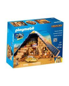Playset History Pharaoh's Pyramid Playmobil 5386 (120 pcs) 0
